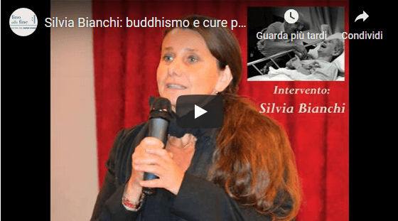 Buddhismo e cure palliative. Silvia Bianchi al Collage Concettuale Corale