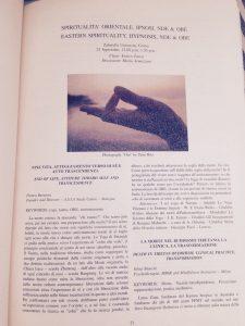 Spiritualità orientale, ipnosi, onde e obe