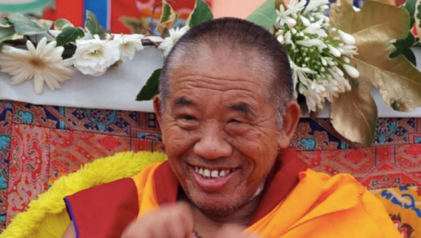 La morte di un maestro tibetano in Italia