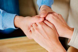 8 incontri di supporto al lutto