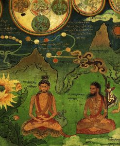 Corso di Pratiche contemplative e Yantra Yoga, Yoga tibetano del movimento. 2